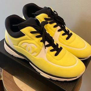 Chanel Volt Trainers ⚡️🔥